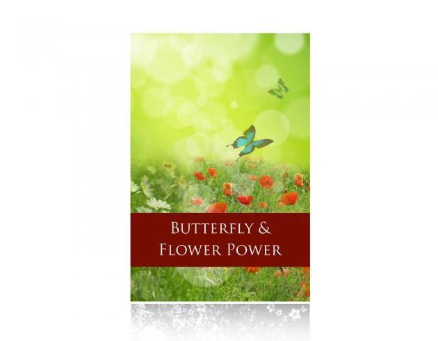 Butterfly und Flower Power eBook